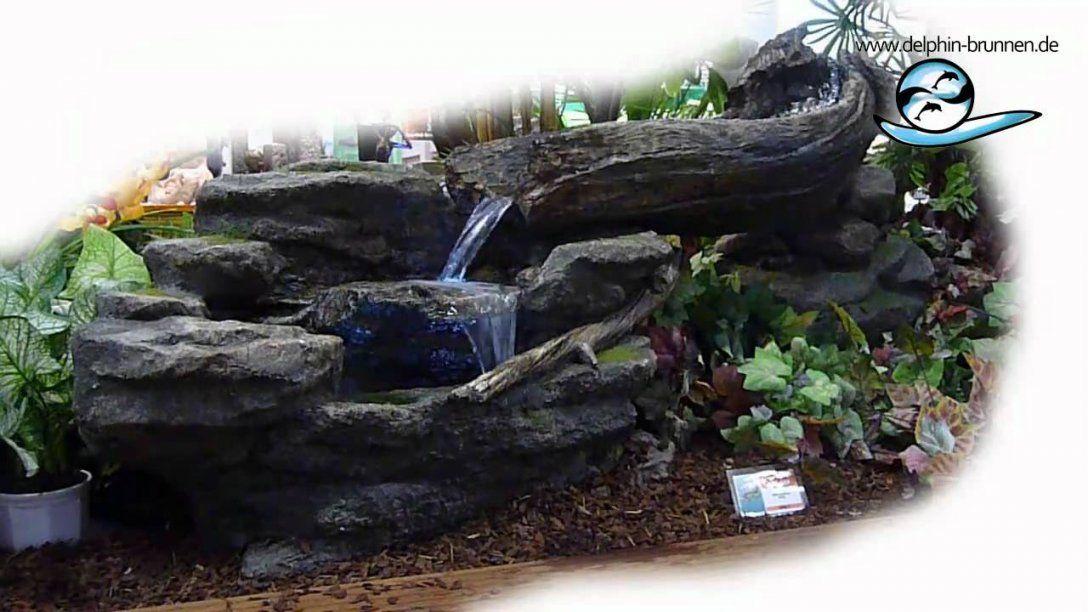 Zimmerbrunnen Wasserfall Selber Bauen von Wasserfall Brunnen Selber Bauen Photo