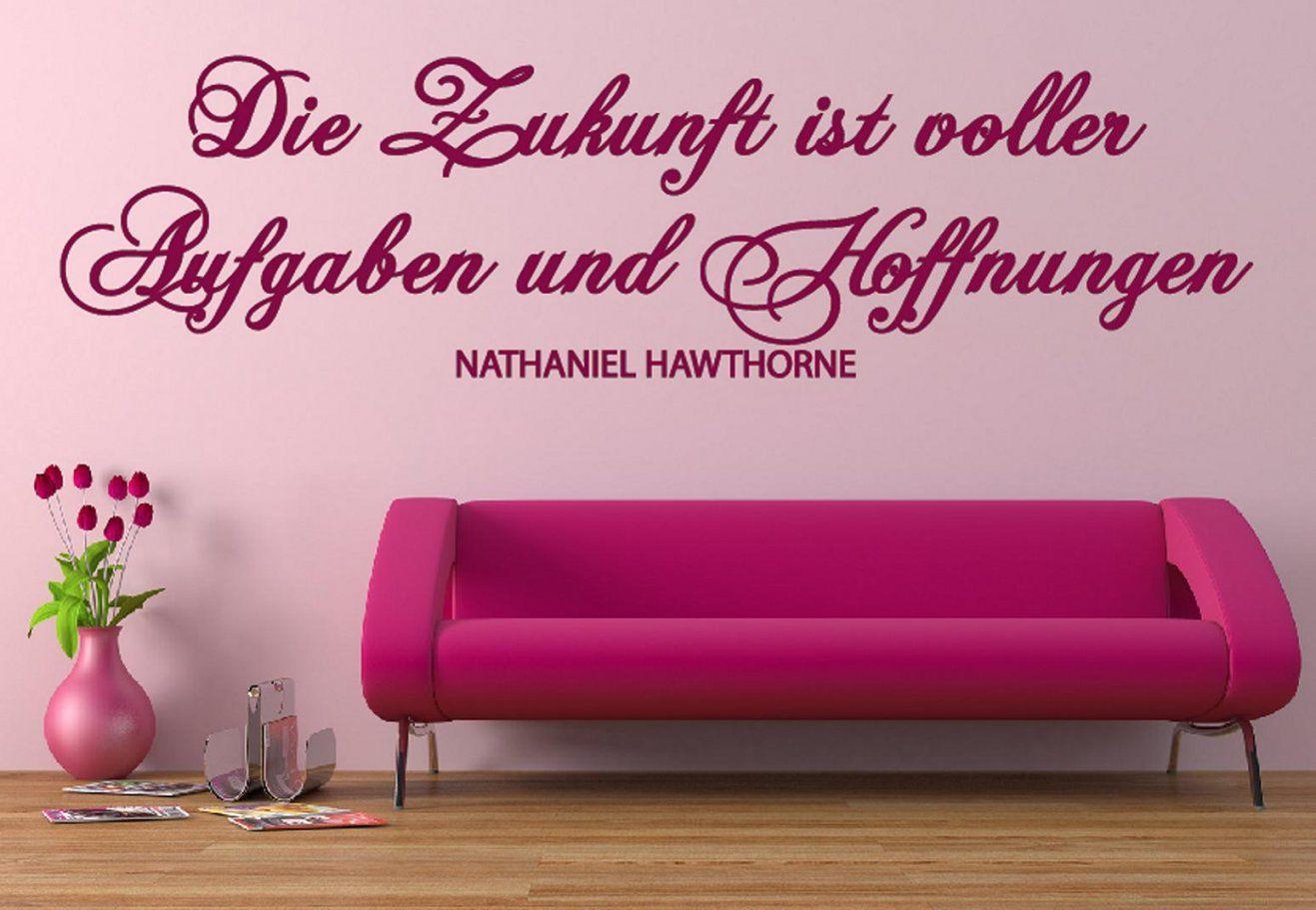 Zitat Wandtattoo Wandtattoos Wandaufkleber Aufkleber von Sprüche Für Die Wand Selbst Gestalten Photo