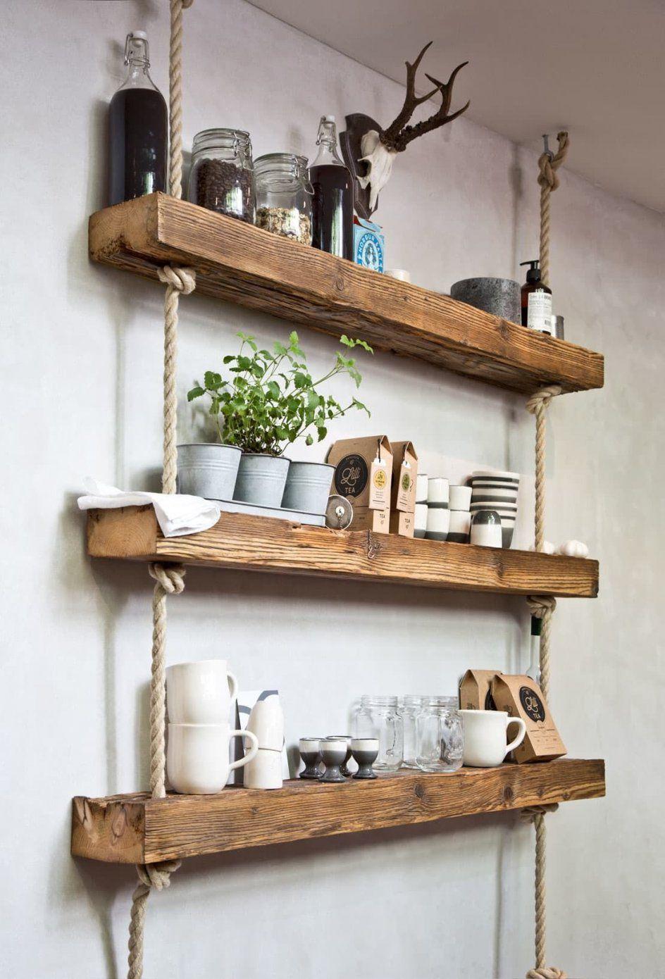 Zu Hause Bei Barefoot Livingceo Marcel Graf  Esszimmer Regal Und von Küchen Regale Selber Bauen Bild