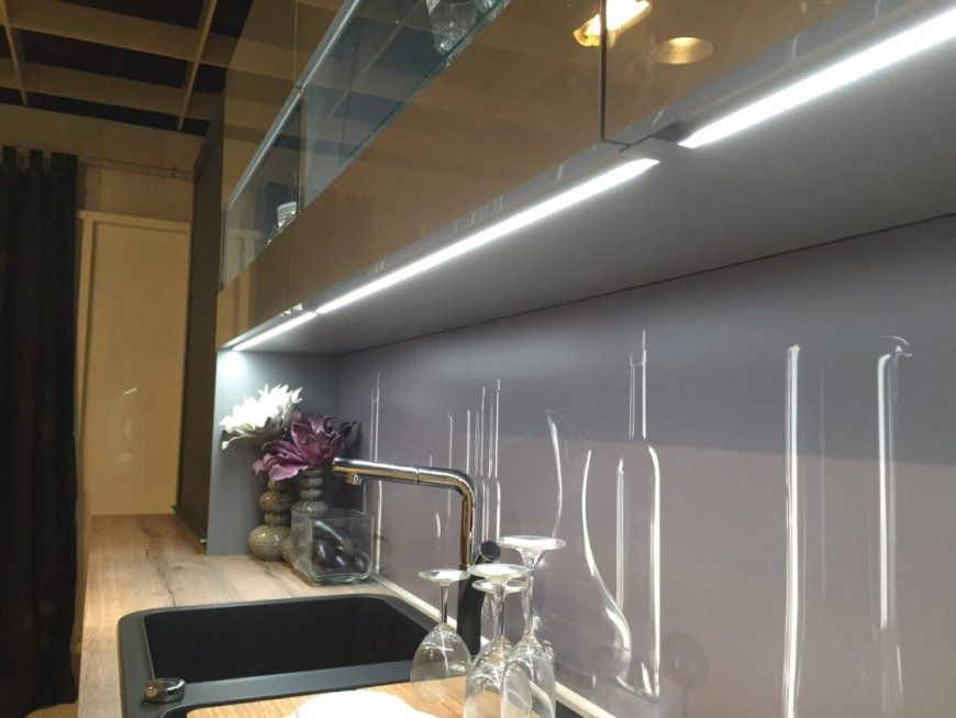 Zufriedenheit Inspiration Led Unterbauleuchte Küche 230V Und von Led Unterbauleuchte Küche 230V Bild