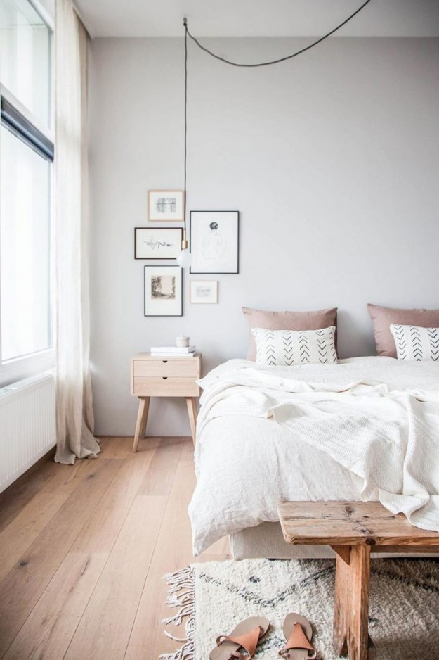 10 Wohnzimmerideen Wie Man Perfektes Skandinavisches Design von Schlafzimmer Neu Gestalten Ideen Bild