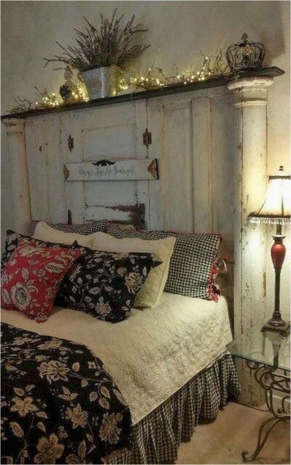 12 Easy Country Style Schlafzimmerdekorideen Für Ihr von Landhaus Schlafzimmer Ideen Photo