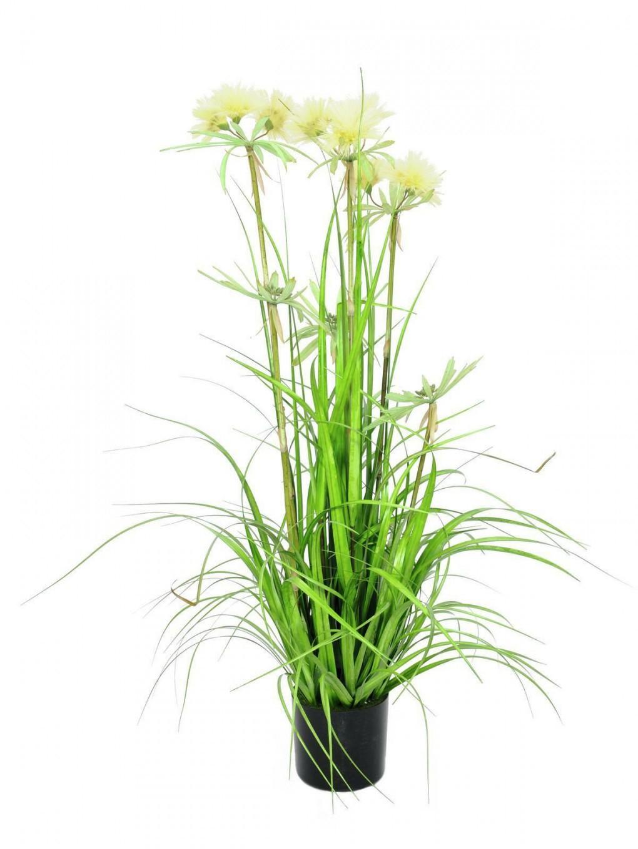Artplants Künstliches Sterngras Derius 120Cm von Dekoration Blumen Künstliche Pflanzen Bild