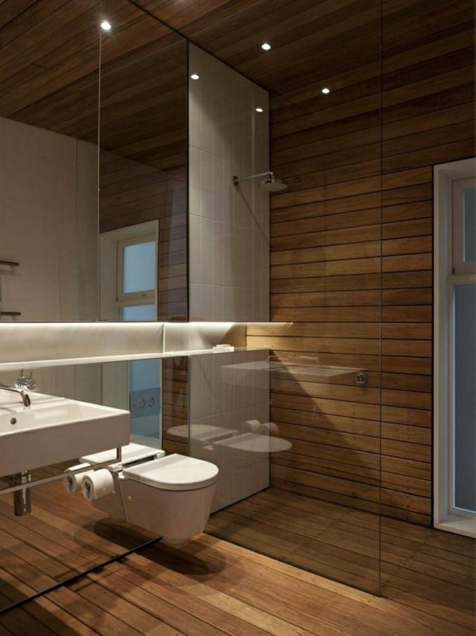 Bad Ohne Fliesen Oder Das Badezimmer Mal Anders Gestalten von Badezimmer Ideen Ohne Fliesen Bild