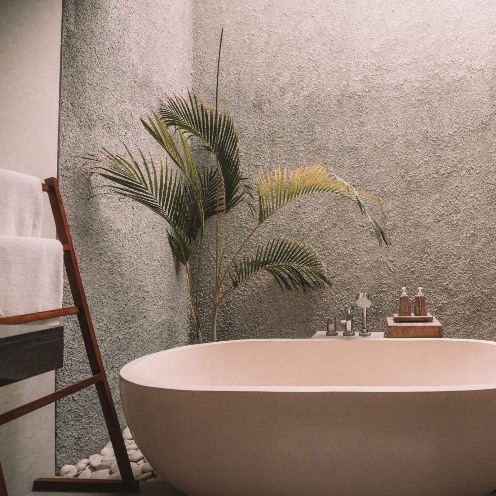 Badezimmer Dekorieren Tipps  Ideen Für Eine Wohlfühloase von Badezimmer Verschönern Dekoration Photo