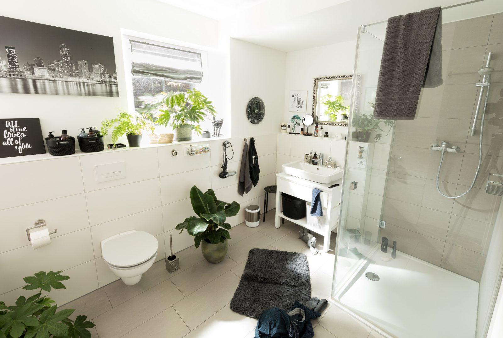Badezimmer Dekorieren – Wohlfühlatmosphäre Im Bad  Obi von Badezimmer Verschönern Dekoration Photo