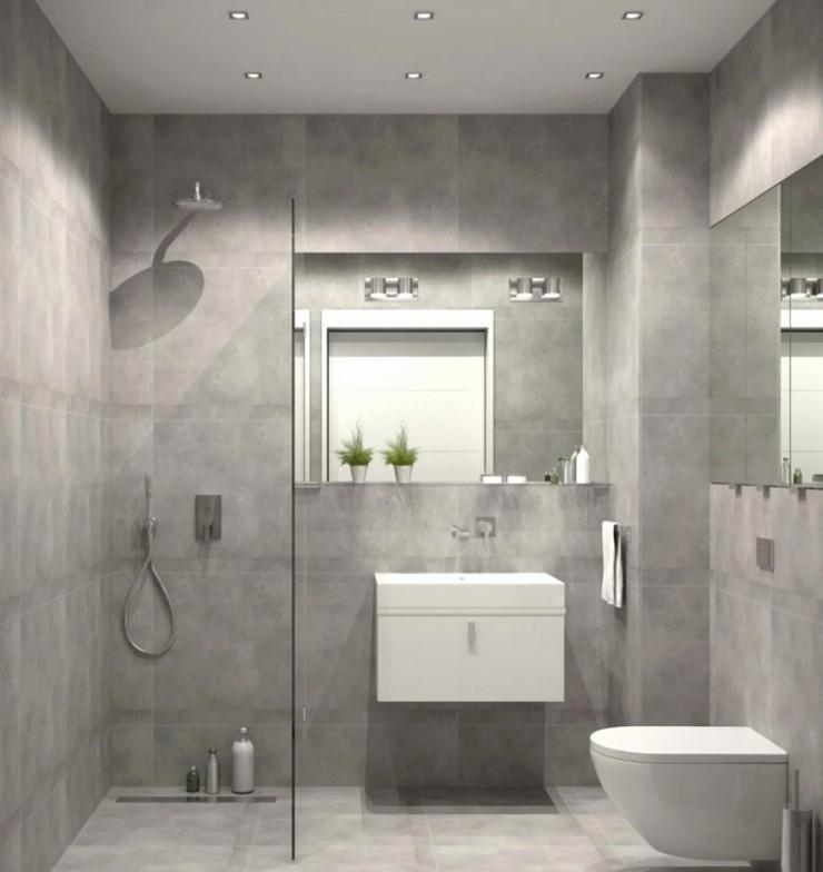 Badezimmer Exzellent Badezimmer Ohne Fliesen Ideen von Badezimmer Ideen Ohne Fliesen Bild