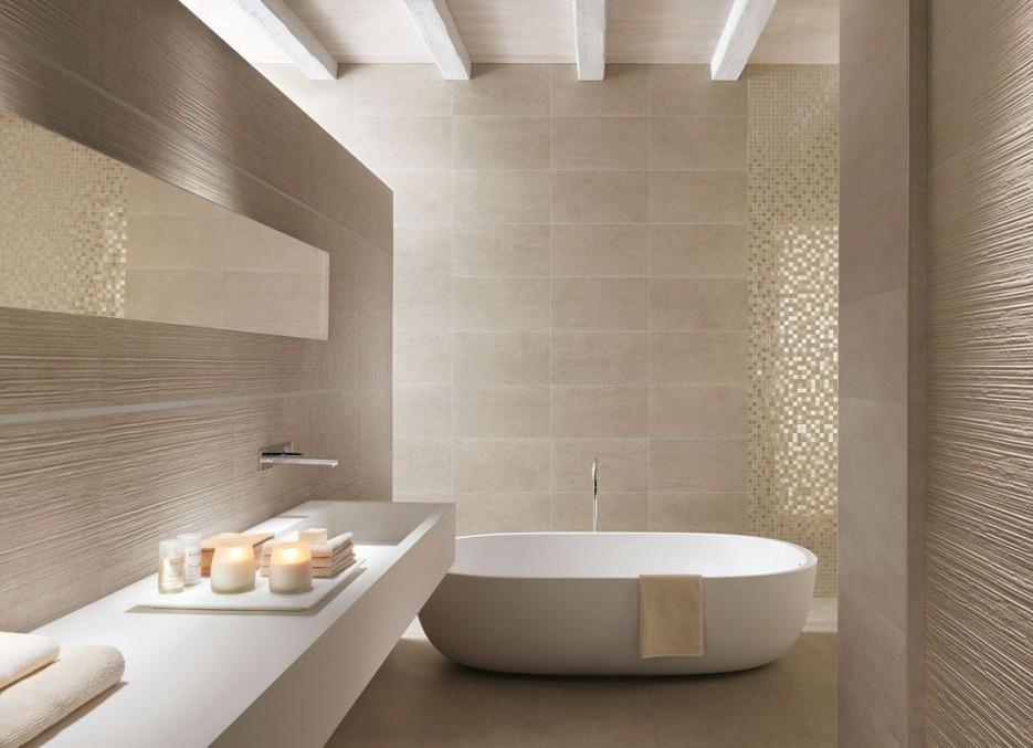 Badezimmer Fliesen Ideen 3  Einrichten Und Wohnen von Badezimmer Fliesen Ideen Bild
