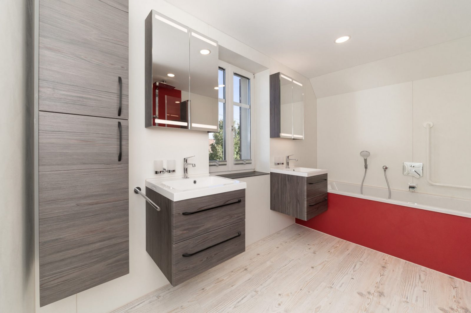 Badezimmer Ideen – Badsanierung  Badrenovierung von Kleines Bad Renovieren Ideen Bild