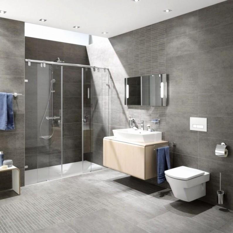 Badezimmer Ideen Fliesen Beige von Badezimmer Fliesen Ideen Grau Bild