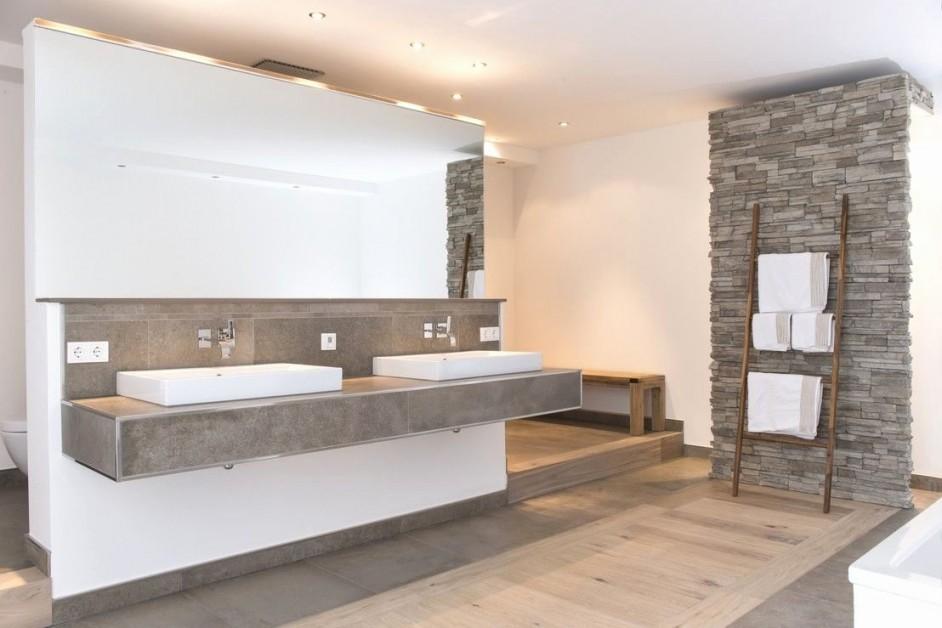 Badezimmer Spannend Badezimmer Grau Ideen Stilvoll von Badezimmer Fliesen Ideen Grau Bild