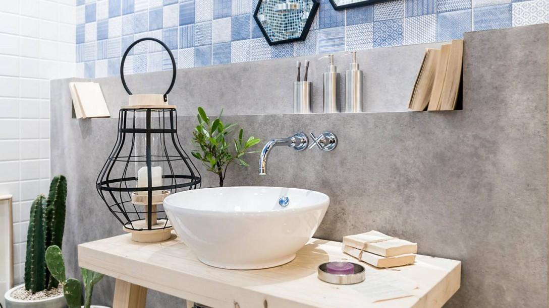 Badezimmerdeko Ideen Zum Wohlfühlen  Brigitte von Badezimmer Verschönern Dekoration Photo