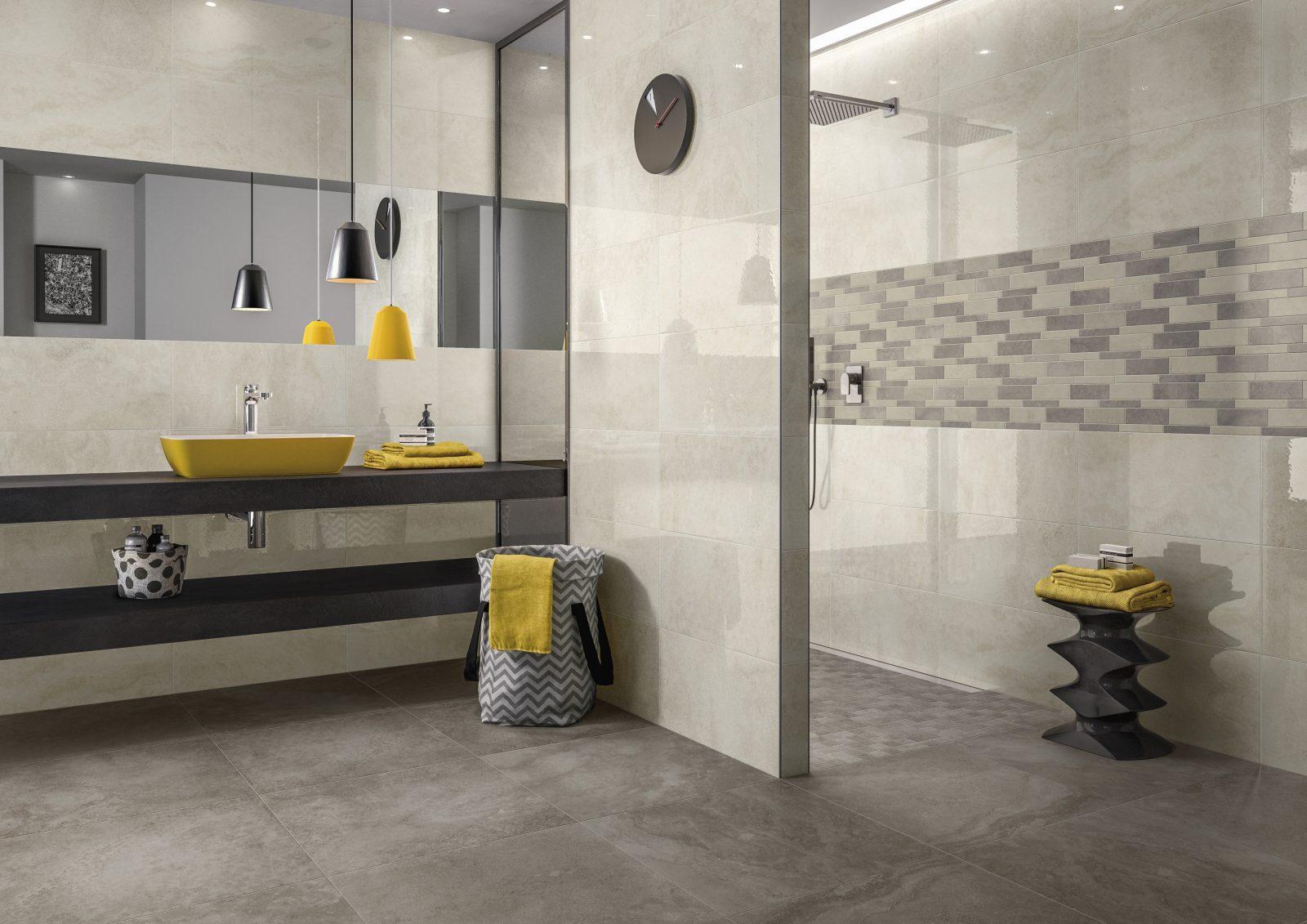 Badezimmertrends 2020 Badtrends Meinstilmagazin von Schöne Badezimmer Fliesen Bild