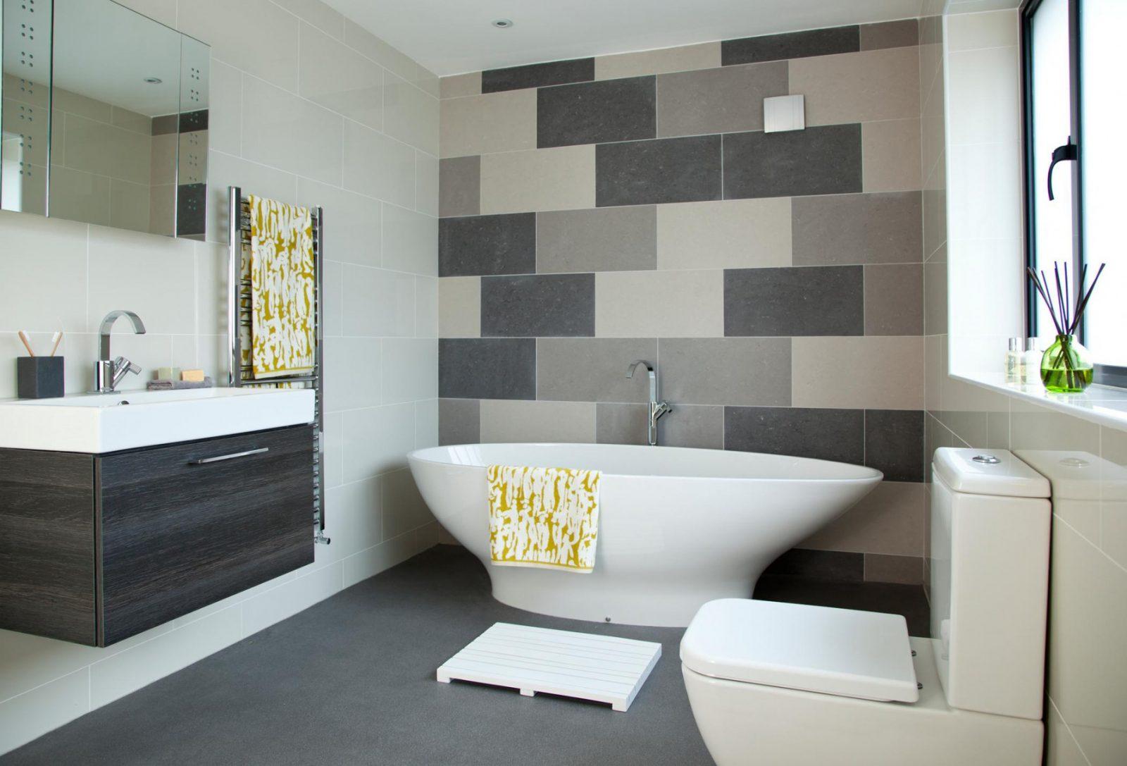 Badfliesen Gestalten Entdecke Trends  Tricks Bei Couch von Fliesen Badezimmer Ideen Photo