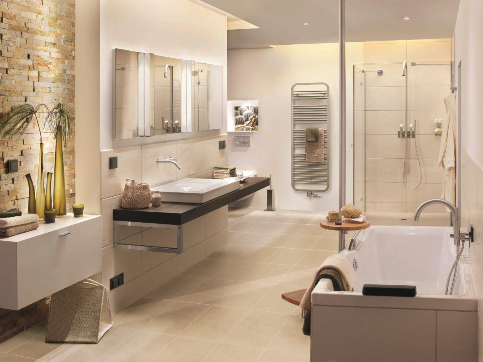 Badrenovierung – Ratgeber Und Tipps Zur Gestaltung  Obi von Kleines Bad Renovieren Ideen Bild