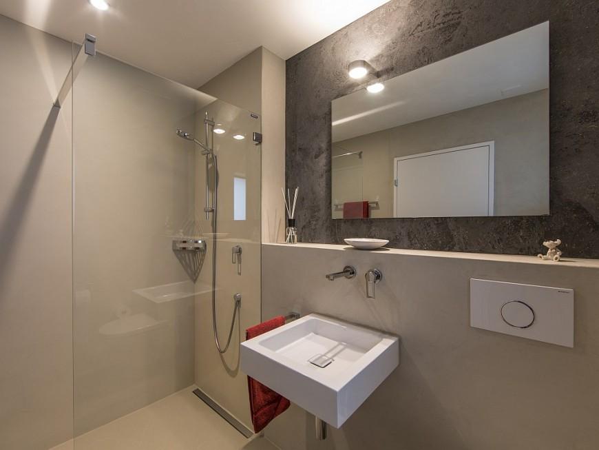Beautiful Badezimmer Ohne Fliesen Geht Das Photos  Moderne von Badezimmer Ideen Ohne Fliesen Photo