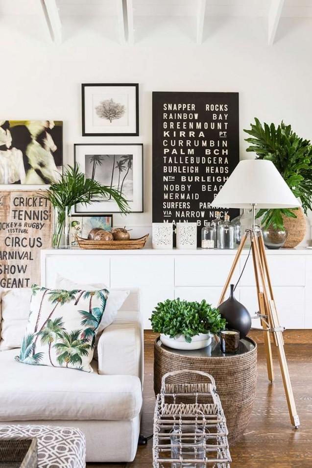 Best Of Pflanzen Dekoration Wohnzimmer  Wohnzimmer Ideen von Pflanzen Dekoration Wohnzimmer Bild