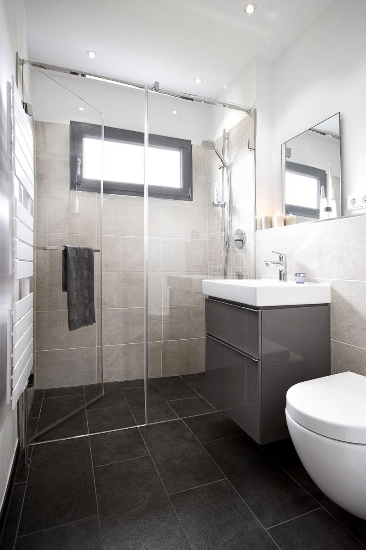 Bildergebnis Für Badezimmer 6 Qm  Decoration In 2019 von Badezimmer Fliesen Ideen Grau Bild