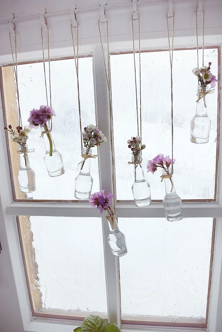 Bildergebnis Für Dekoration Fenster Frühling  Crafts von Dekoration Für Fenster Bild