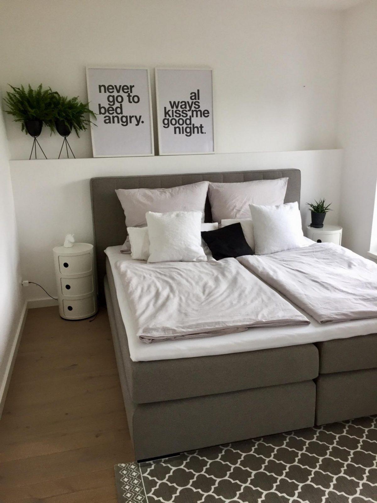 Boxspringbettideen Lass Dich Inspirieren von Schlafzimmer Boxspringbett Ideen Bild