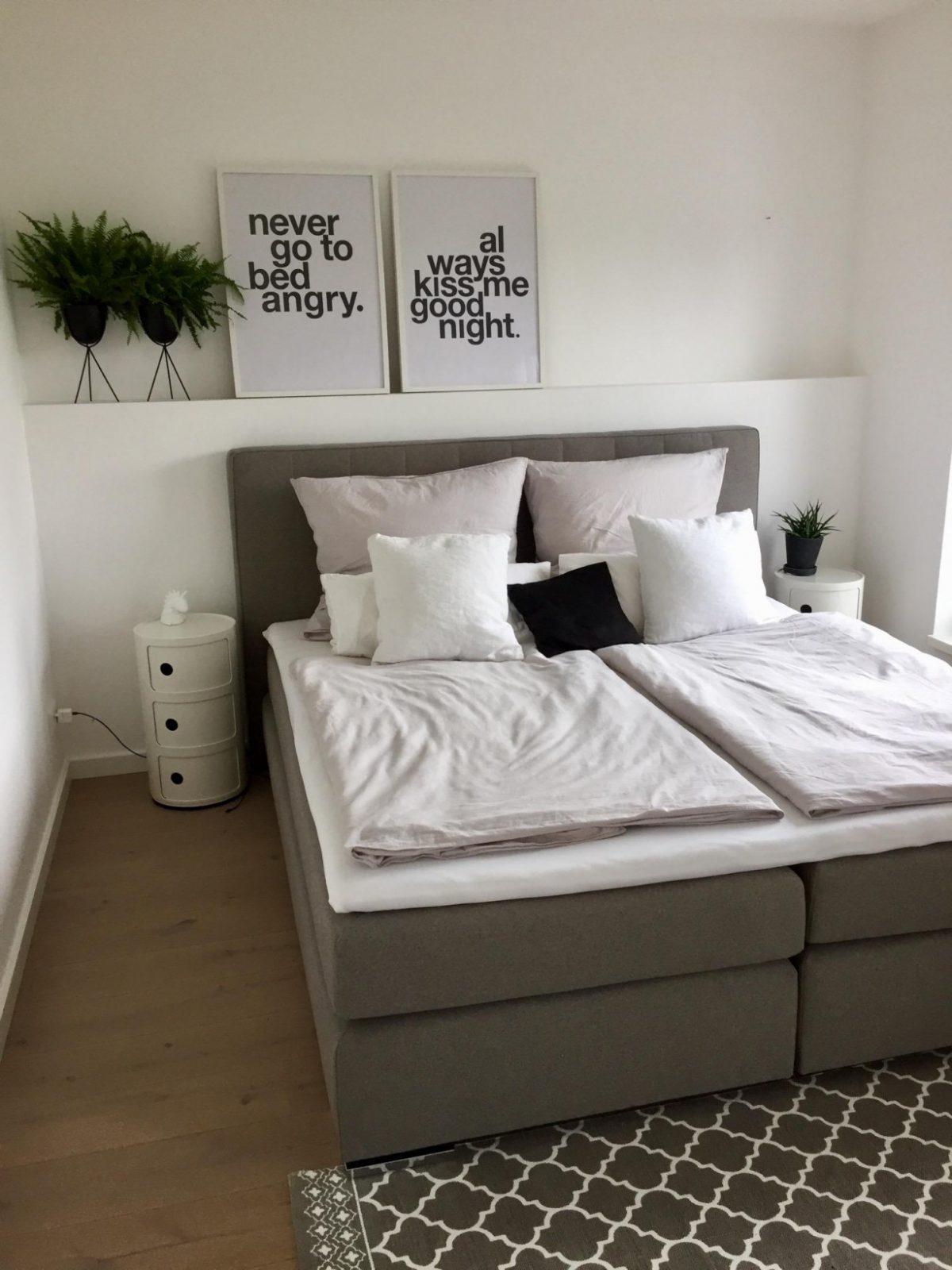 Boxspringbettideen Lass Dich Inspirieren von Schlafzimmer Ideen Mit Boxspringbett Bild