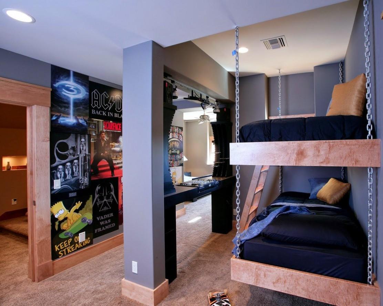 Coole Zimmer Ideen Für Jugendliche  Freshouse von Dekoration Für Teenager Zimmer Bild