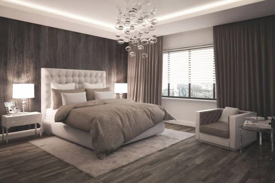 Cremefarbene Schlafzimmerideen  { Take Me H O M E von Schlafzimmer Einrichten Ideen Bild