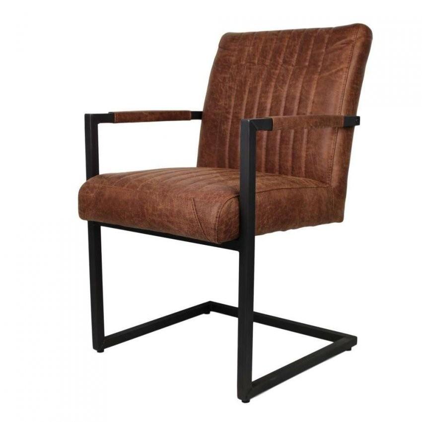Das Beste Esszimmerstühle Leder Braun Designideen von Esszimmerstühle Leder Mit Armlehne Bild