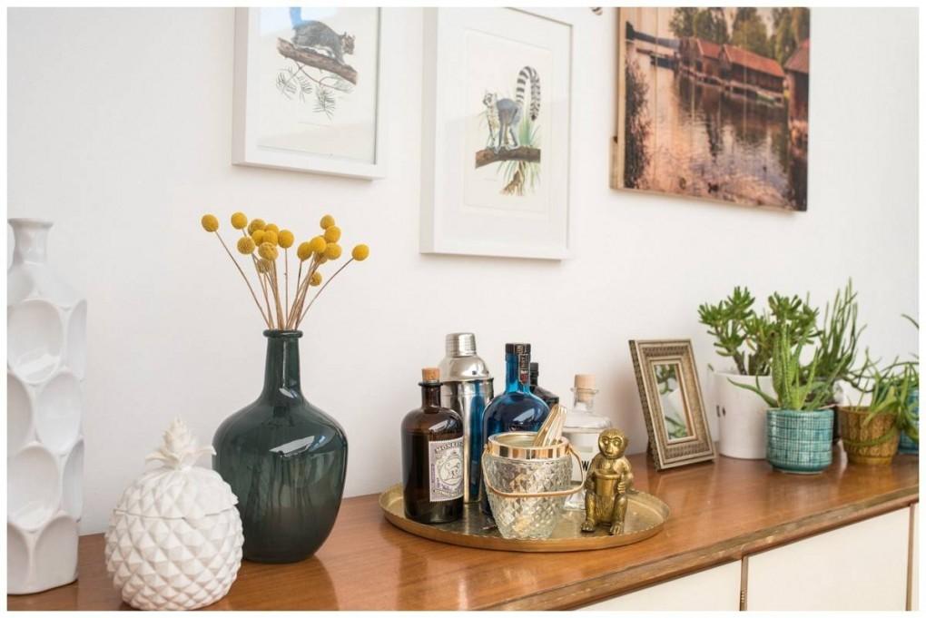 Deko Pflanzen Wohnzimmer Reizend von Pflanzen Dekoration Wohnzimmer Bild