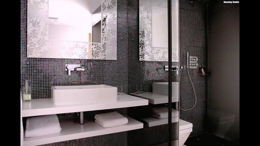 Dekorationen Fabelhafte Badezimmer Fliesen Ideen Schwarzweiß von Badezimmer Fliesen Ideen Schwarz Weiß Photo