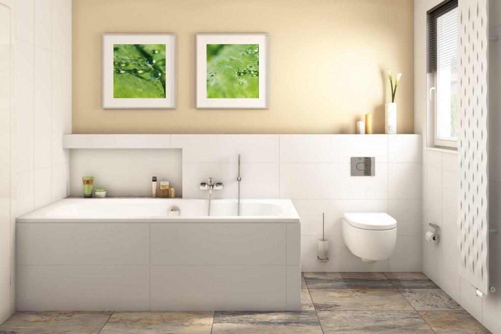 Die Richtigen Fliesen Finden  Hornbach von Fliesen Für Badezimmer Bild