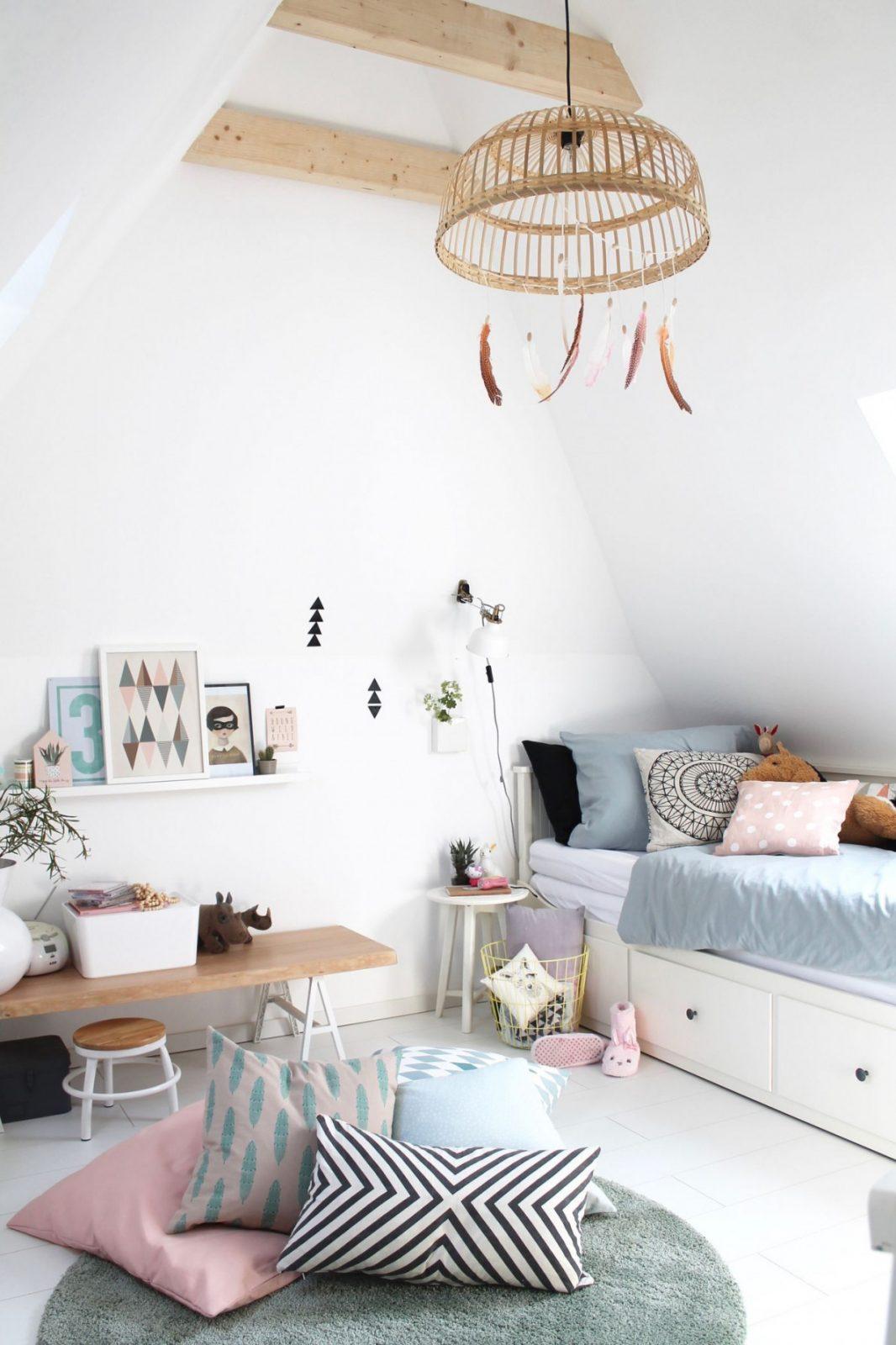 Die Schönsten Ideen Für Das Mädchenzimmer von Dekoration Zimmer Mädchen Bild