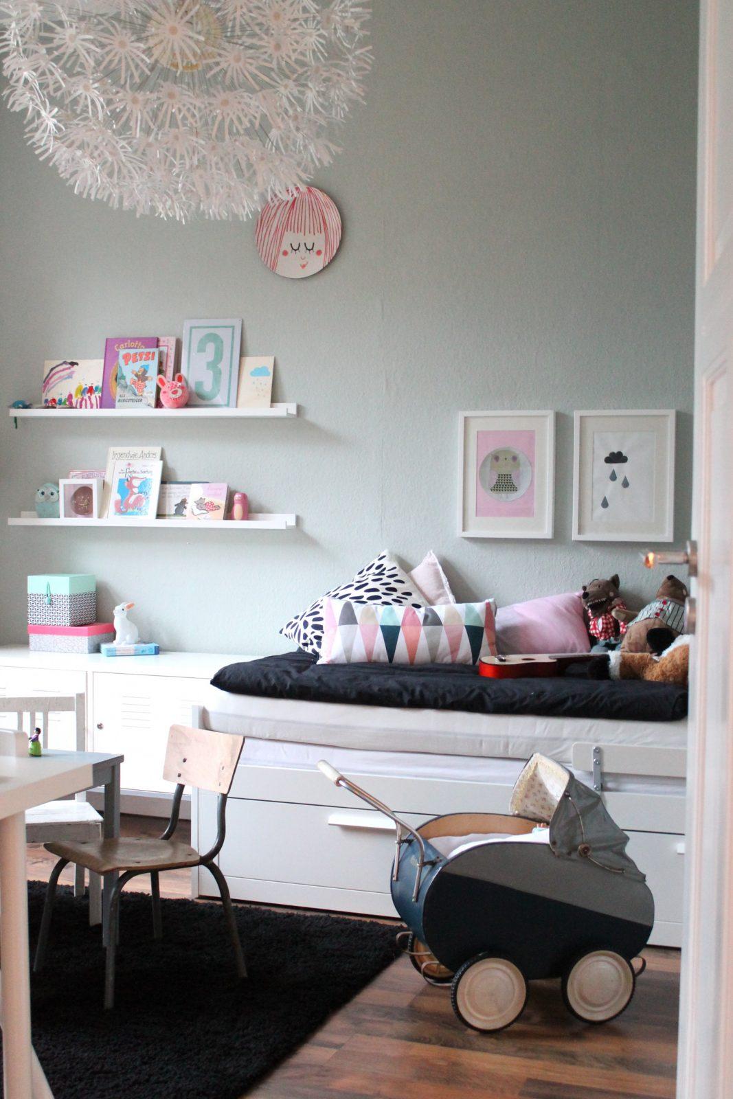 Die Schönsten Ideen Für Das Mädchenzimmer von Dekoration Zimmer Mädchen Photo