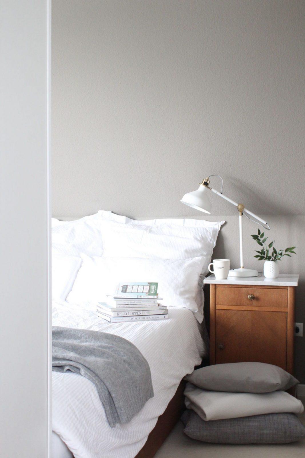 Die Schönsten Ideen Für Die Wandfarbe Im Schlafzimmer von Schlafzimmer Wandfarbe Ideen Photo