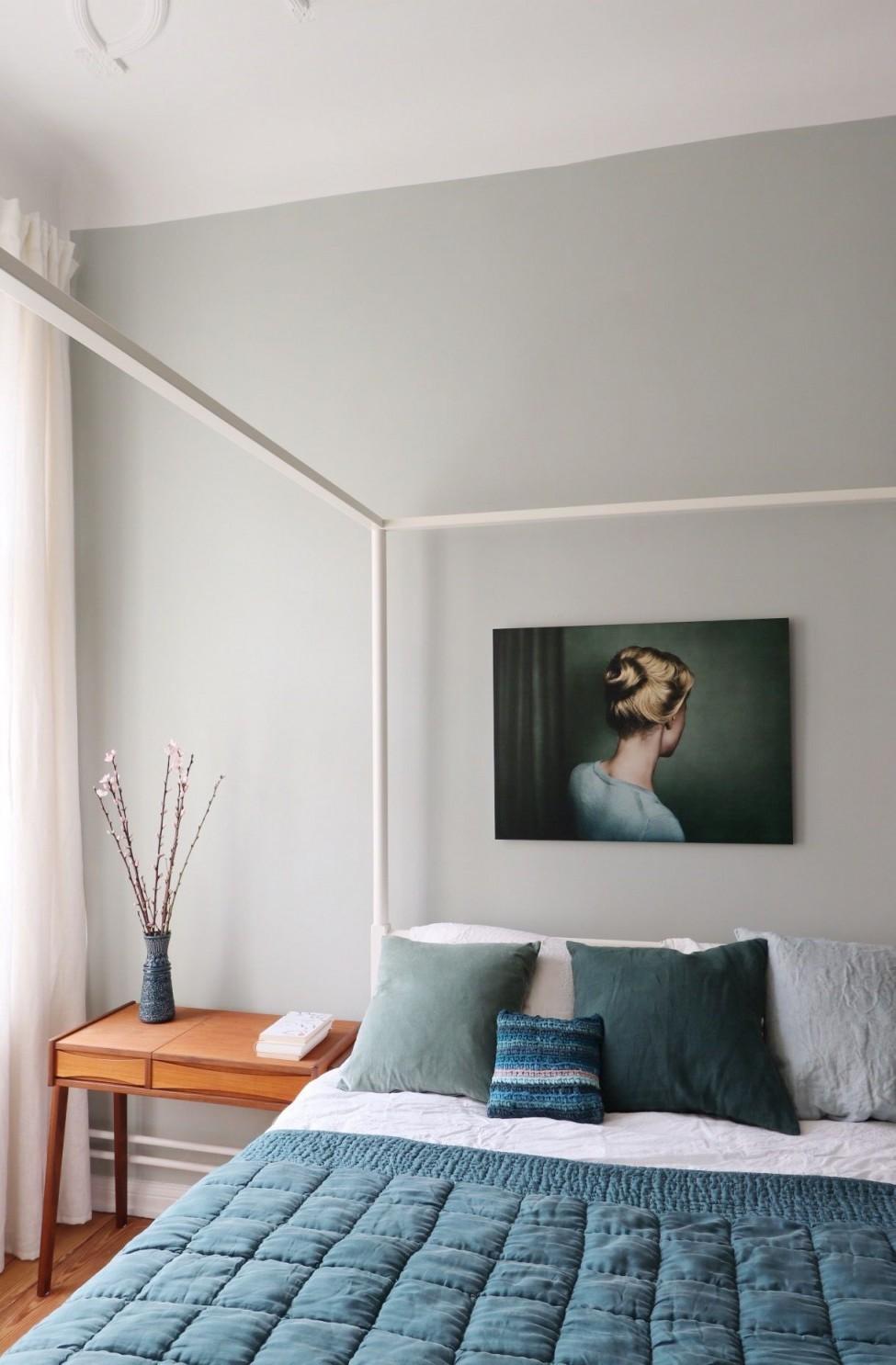 Die Schönsten Ideen Für Die Wandfarbe Im Schlafzimmer von Wandfarben Ideen Schlafzimmer Bild