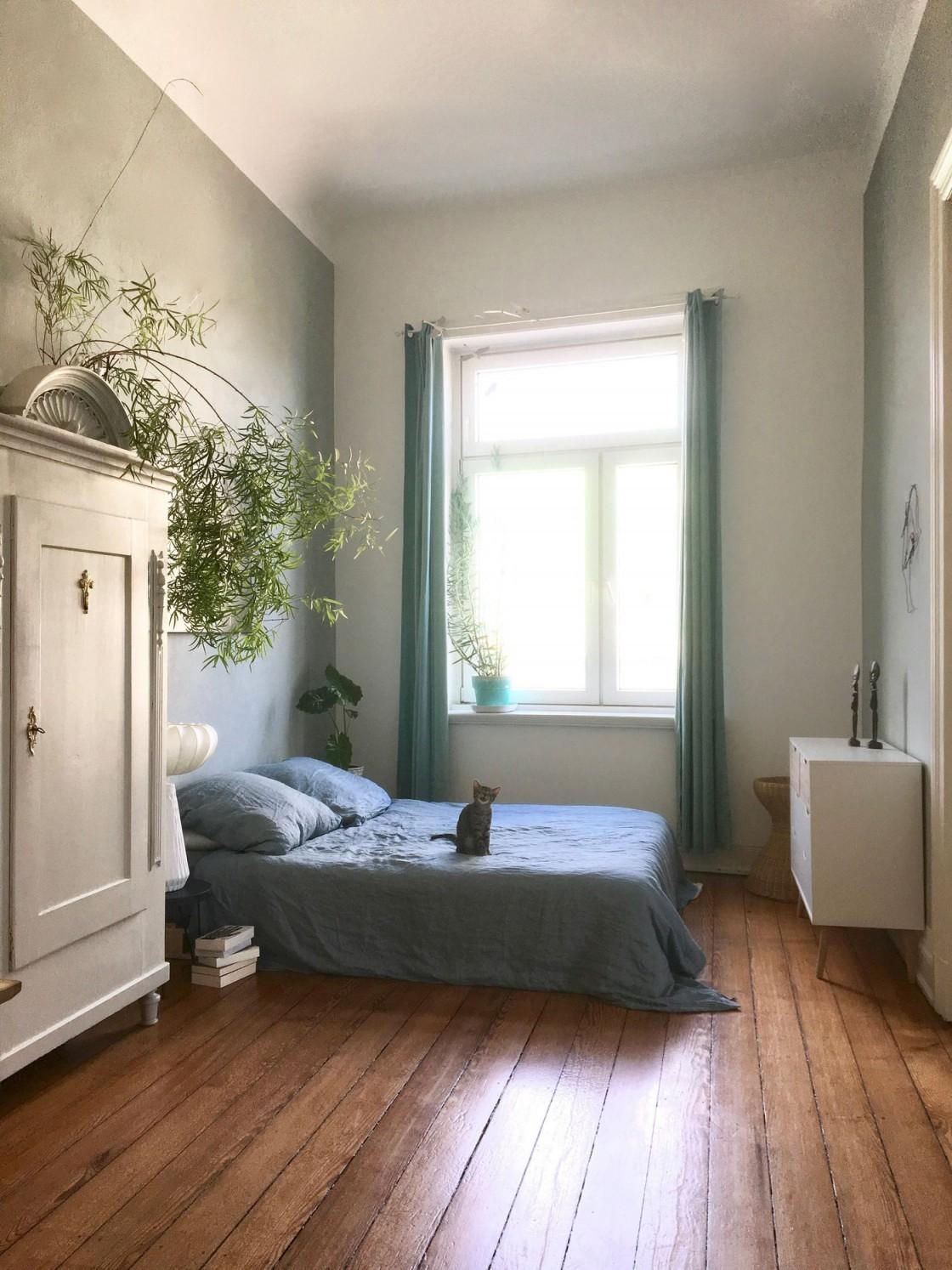 Die Schönsten Ideen Für Vorhänge  Gardinen von Schlafzimmer Vorhang Ideen Bild