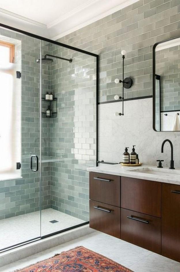 Erstaunliche Marmorbadezimmerfliesendesignideen B von Badezimmer Fliesen Design Ideen Bild