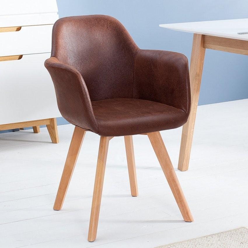Esszimmerstühle Leder Braunesszimmer Stühle von Esszimmerstühle Leder Mit Armlehne Photo