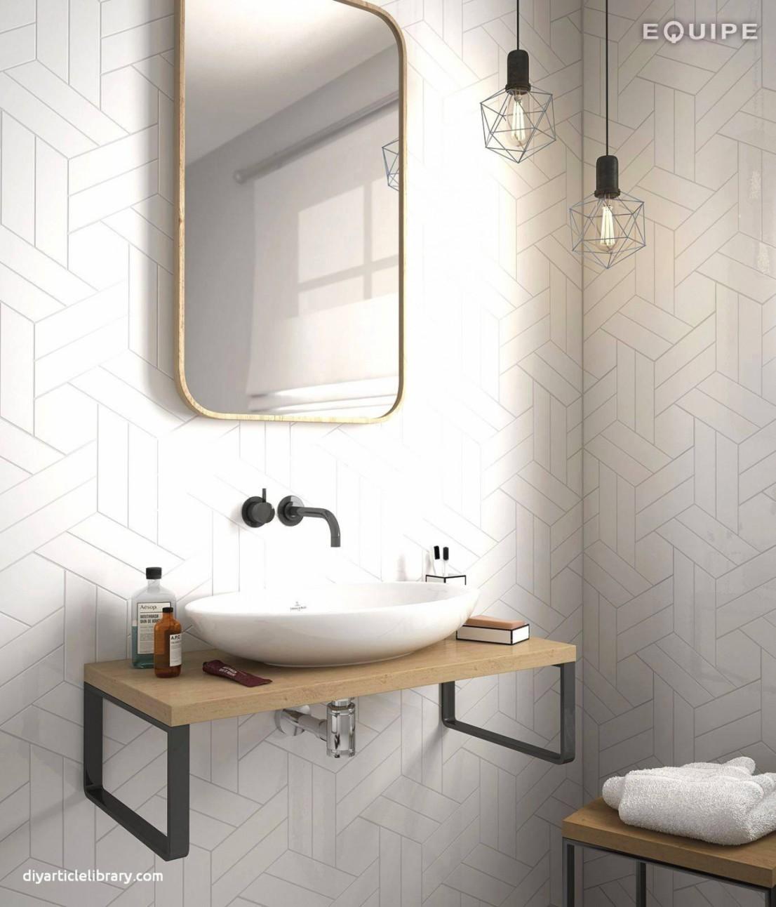 Fliesen Bekleben Bad — Temobardz Home Blog von Badezimmer Modern Fliesen Bild