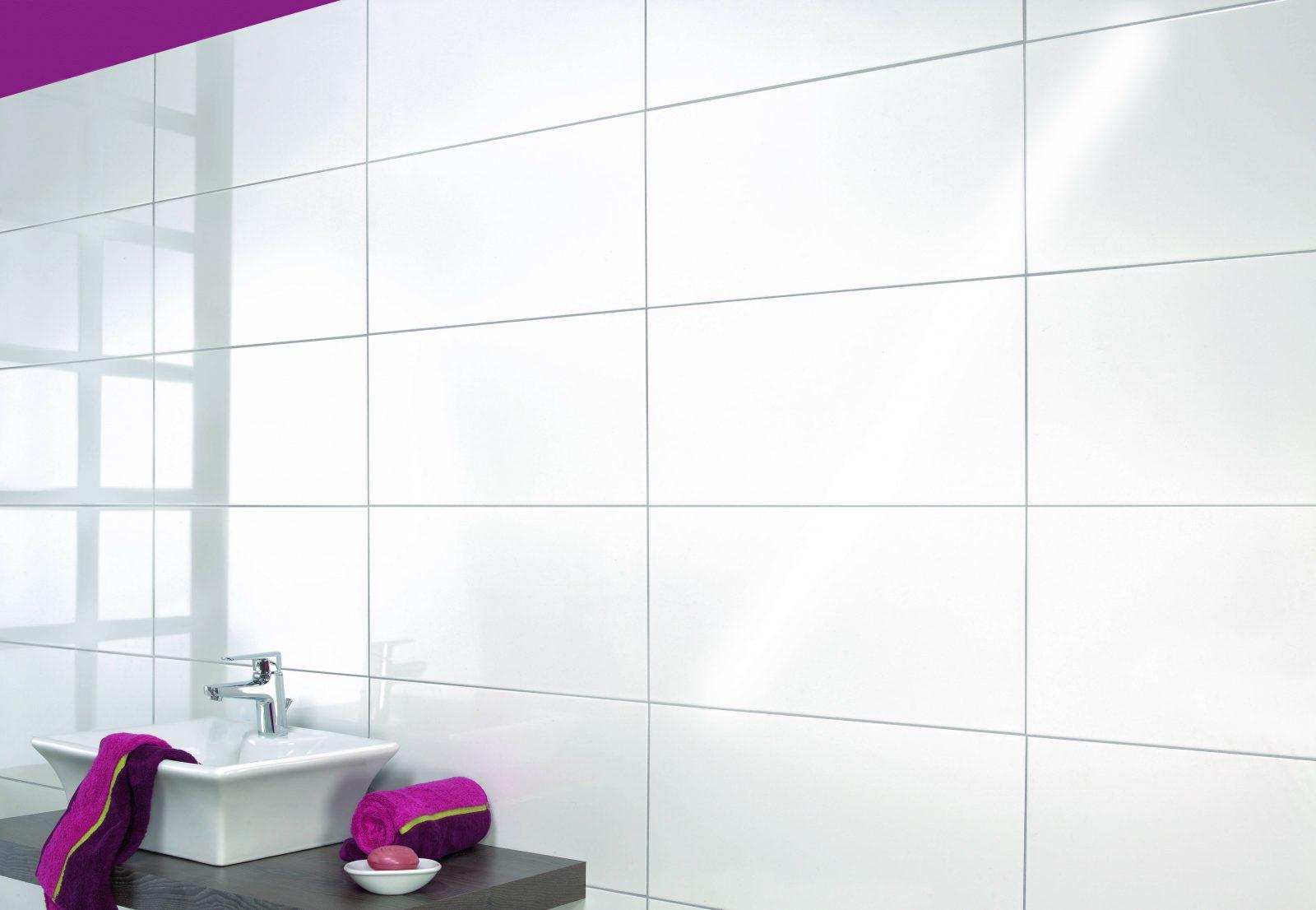 Fliesenmuster Und Ihre Wirkung – Infos  Ratgeber  Obi von Fliesen Für Badezimmer Bild