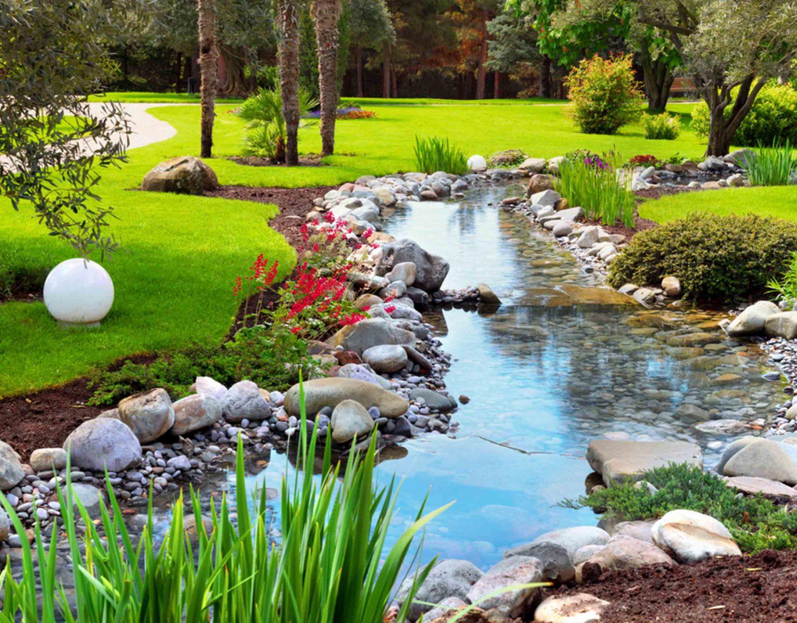 Gartenlandschaftsbauahaus  Lendring Gartenbau  Ihr von Garten Und Landschaftsbau Bild