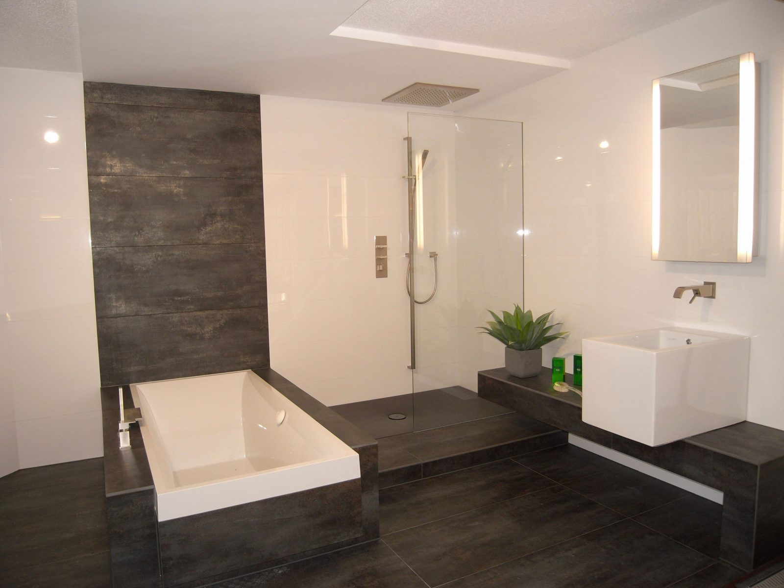 Gäste Wc Gestalten Ohne Fliesen Elegant Bad Wand Ideen Idee von Badezimmer Ideen Ohne Fliesen Photo