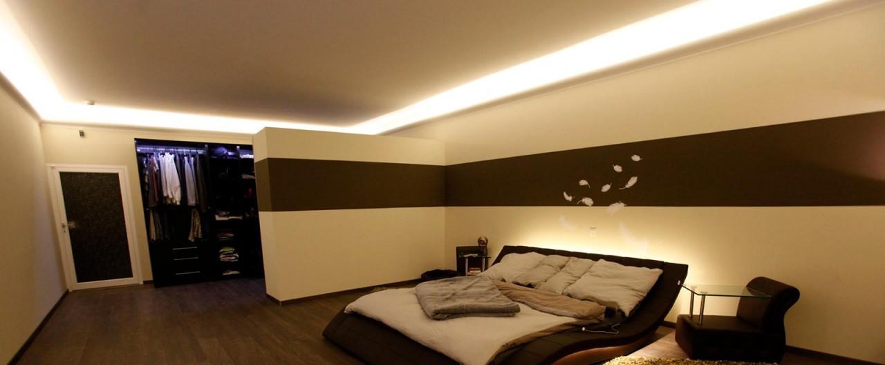 Indirekte Beleuchtung Im Schlafzimmer  Schöne Ideen  Bendu von Schöne Schlafzimmer Ideen Photo
