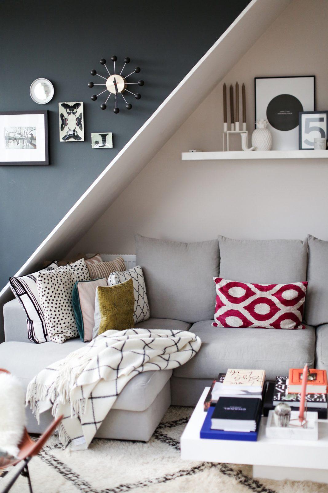 Inspiration Wohnen Die Neue Maisonettewohnung  Style Shiver von Schöne Dekoration Für Die Wohnung Bild