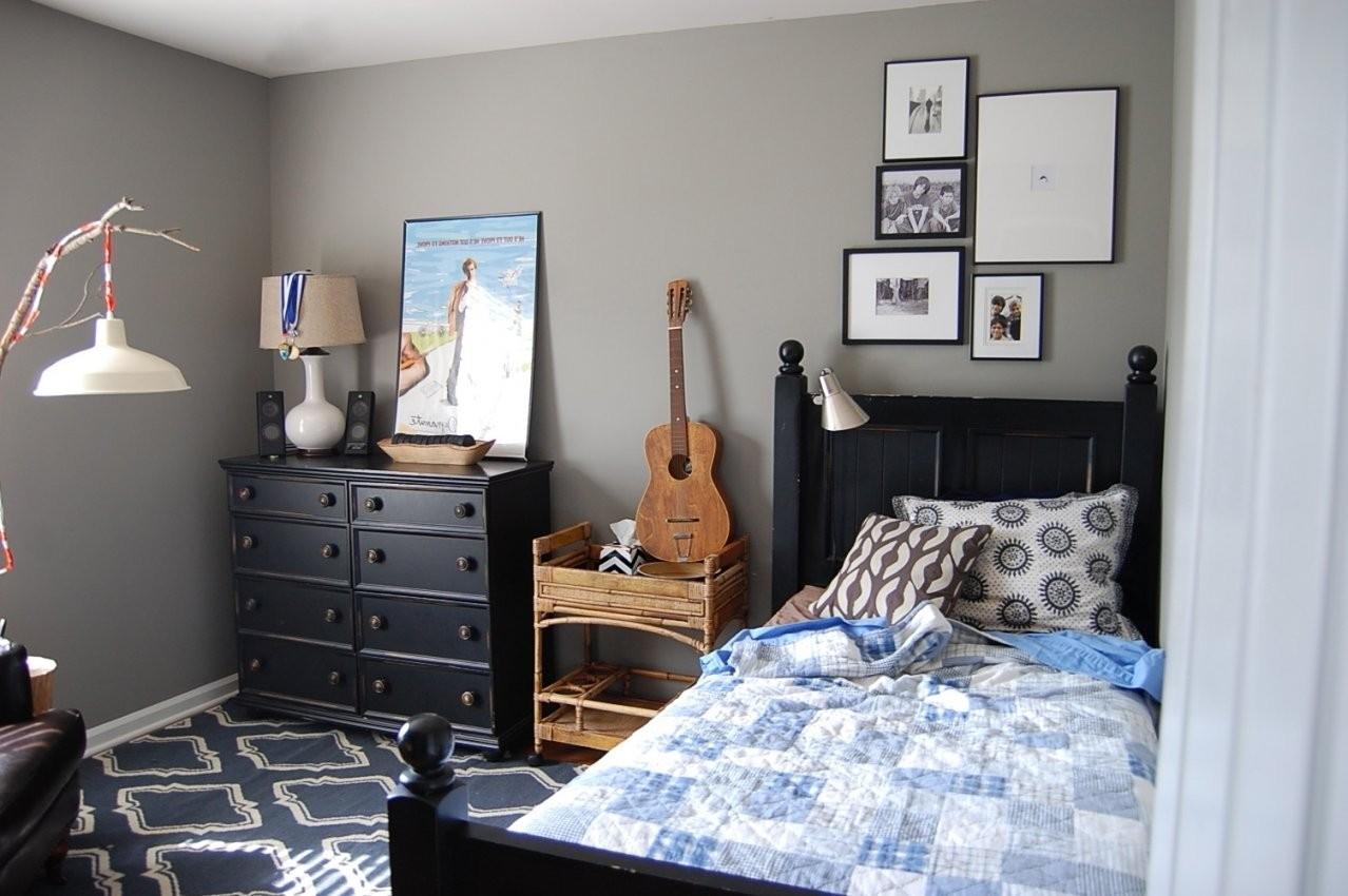 Jugenzimmer Renovieren Ideen von Teenager-Schlafzimmer Photo