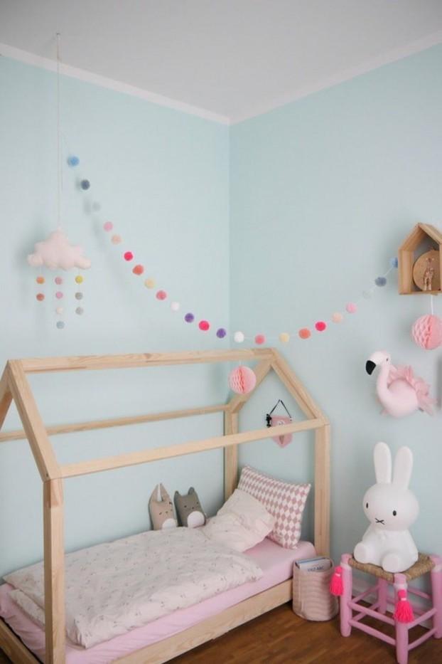 Kinderzimmer Mädchen Deko Und Einrichtungsideen  Kids Room von Dekoration Zimmer Mädchen Bild