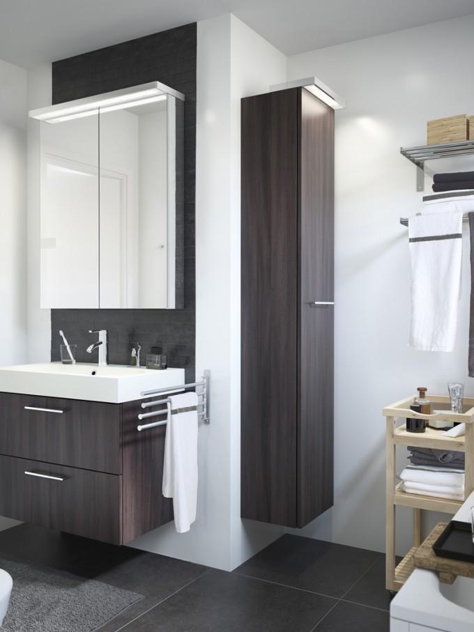 Kleine Bäder Gestalten ▷ Tipps  Tricks Für's Kleine Bad von Kleines Bad Renovieren Ideen Bild