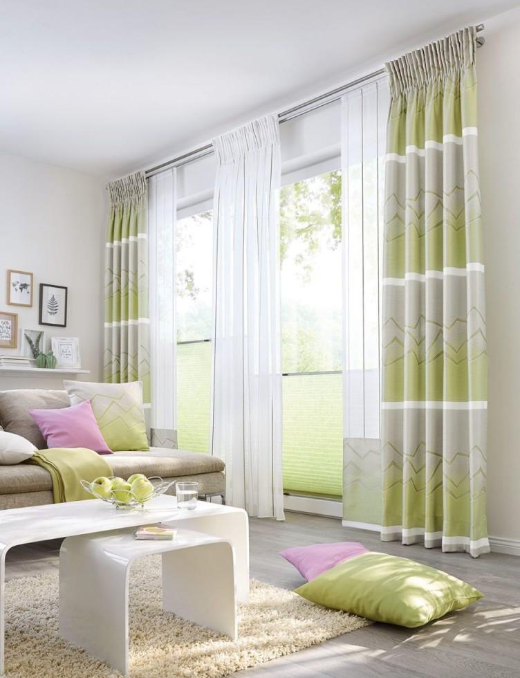 Kleiner Ratgeber Für Schöne Gardinen  Ideen  Inspiration von Schlafzimmer Vorhang Ideen Photo