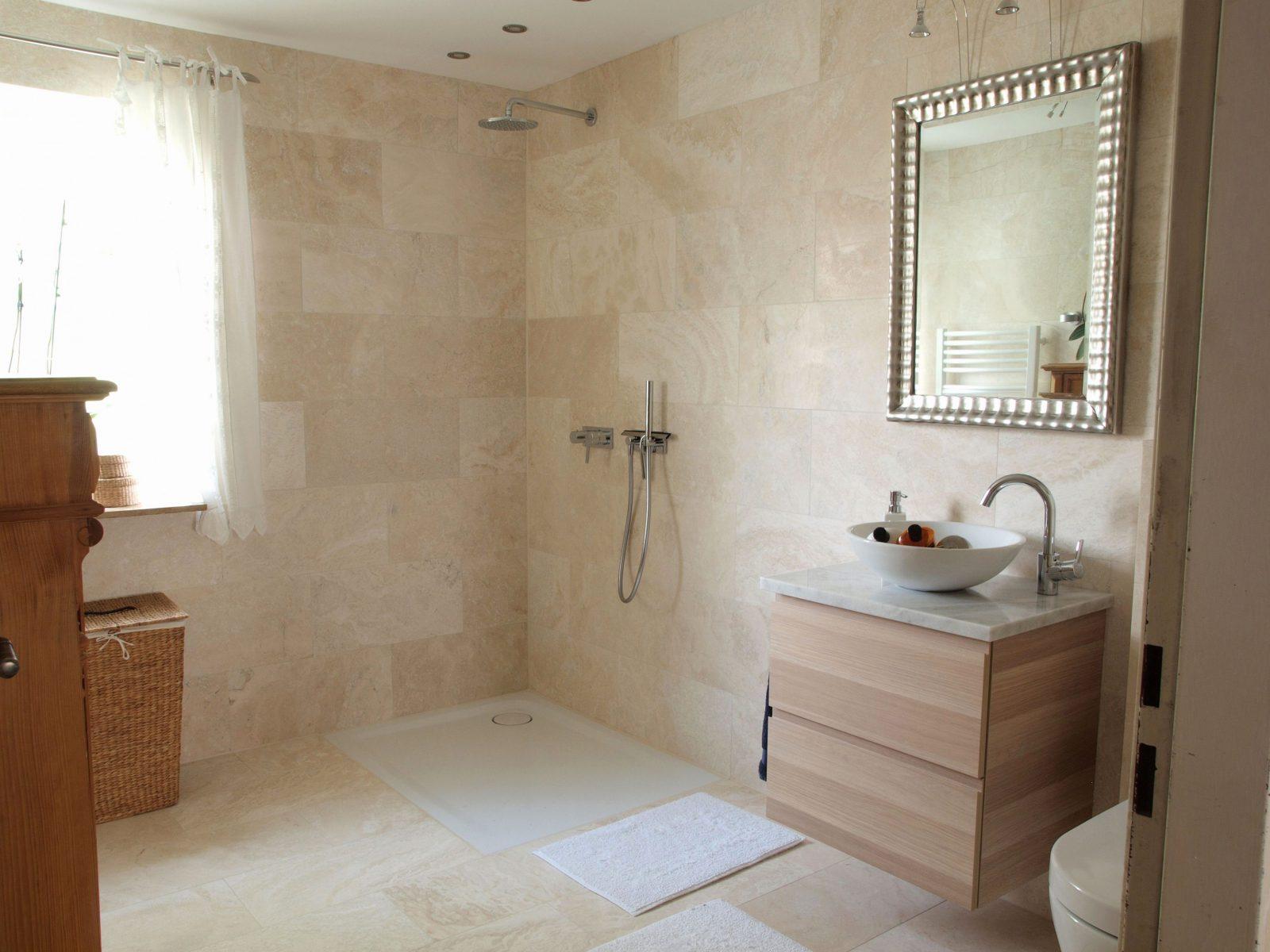 Kleines Bad Fliesen Ideen Neu Ein Zauberhaftes Duschbad Das von Kleines Badezimmer Fliesen Ideen Photo
