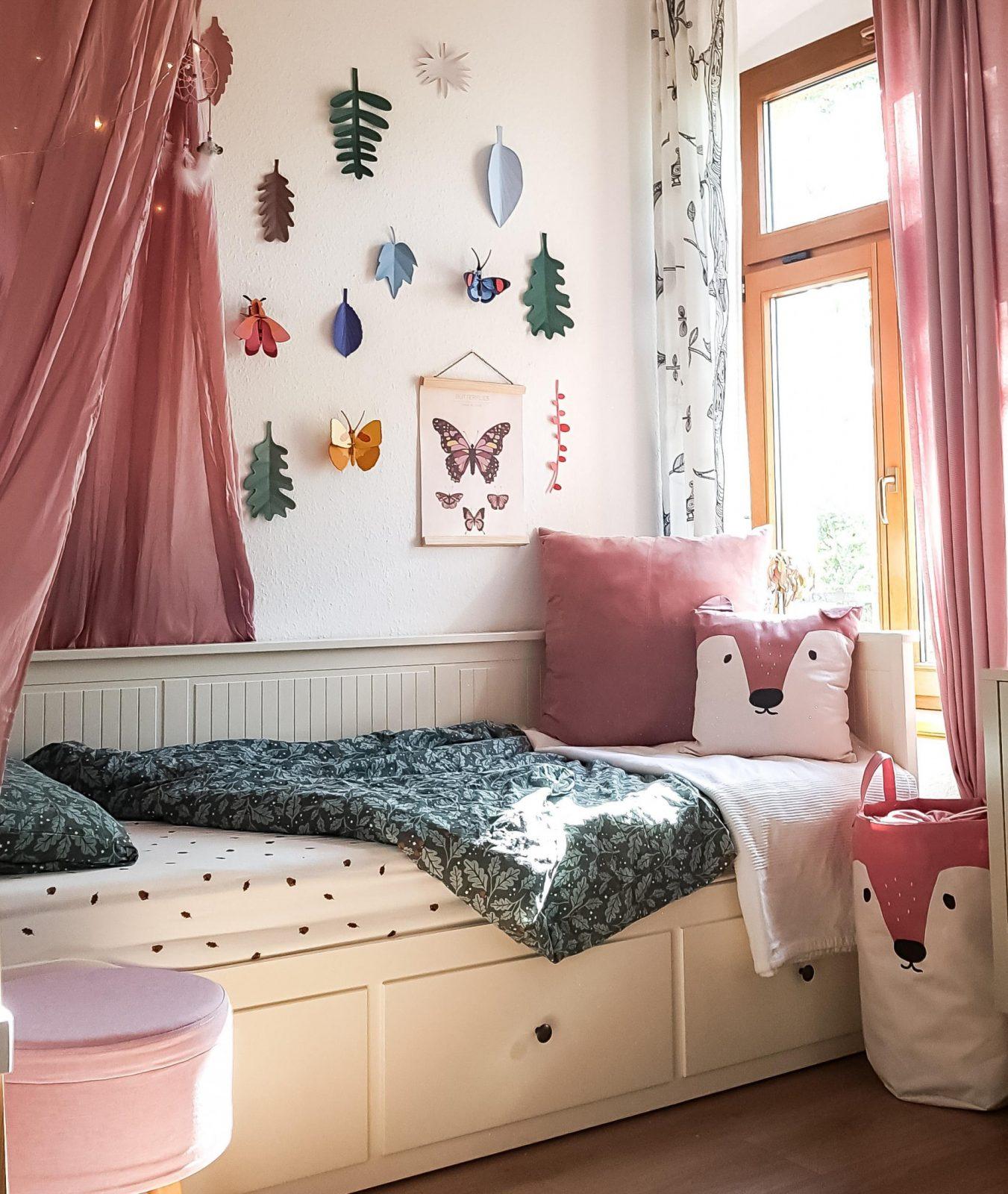 Mädchenzimmer Kinderträume Wahr Machen von Dekoration Zimmer Mädchen Bild
